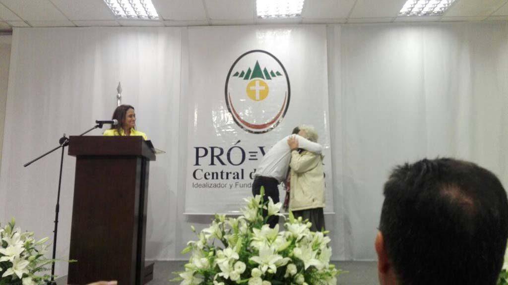 Donación de la Central Del Diezmo de Bolivia – Pro Vida 003