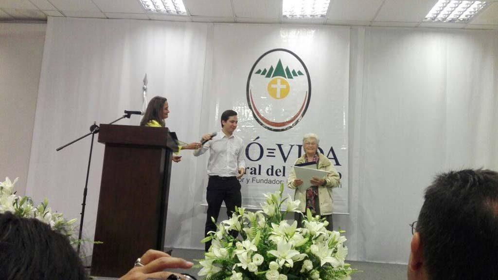 Donación de la Central Del Diezmo de Bolivia – Pro Vida
